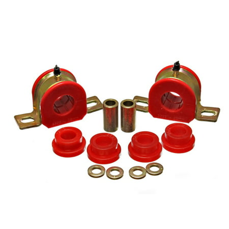 Energy Suspension 00-06 Tahoe/Yukon/Denali 2WD Red 28mm Rear Sway Bar Bushing