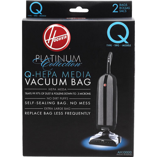 how to change hoover vacuum bag