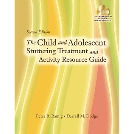 Child and Adolescent Stuttering Treatment And Activity Resource (Activities To Support Speech And Language Development)