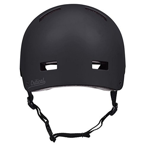 005a3e5144e Critical Cycles Classic Commuter Bike Skate Multi-Sport CM-1 Helmet with 10  Vents