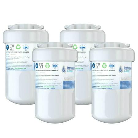 Refresh R-9991 Replaces GE MWF Smart Water Filter in GE GSL22JFTABS, GSL22JFTEBS Series (Ge Series)