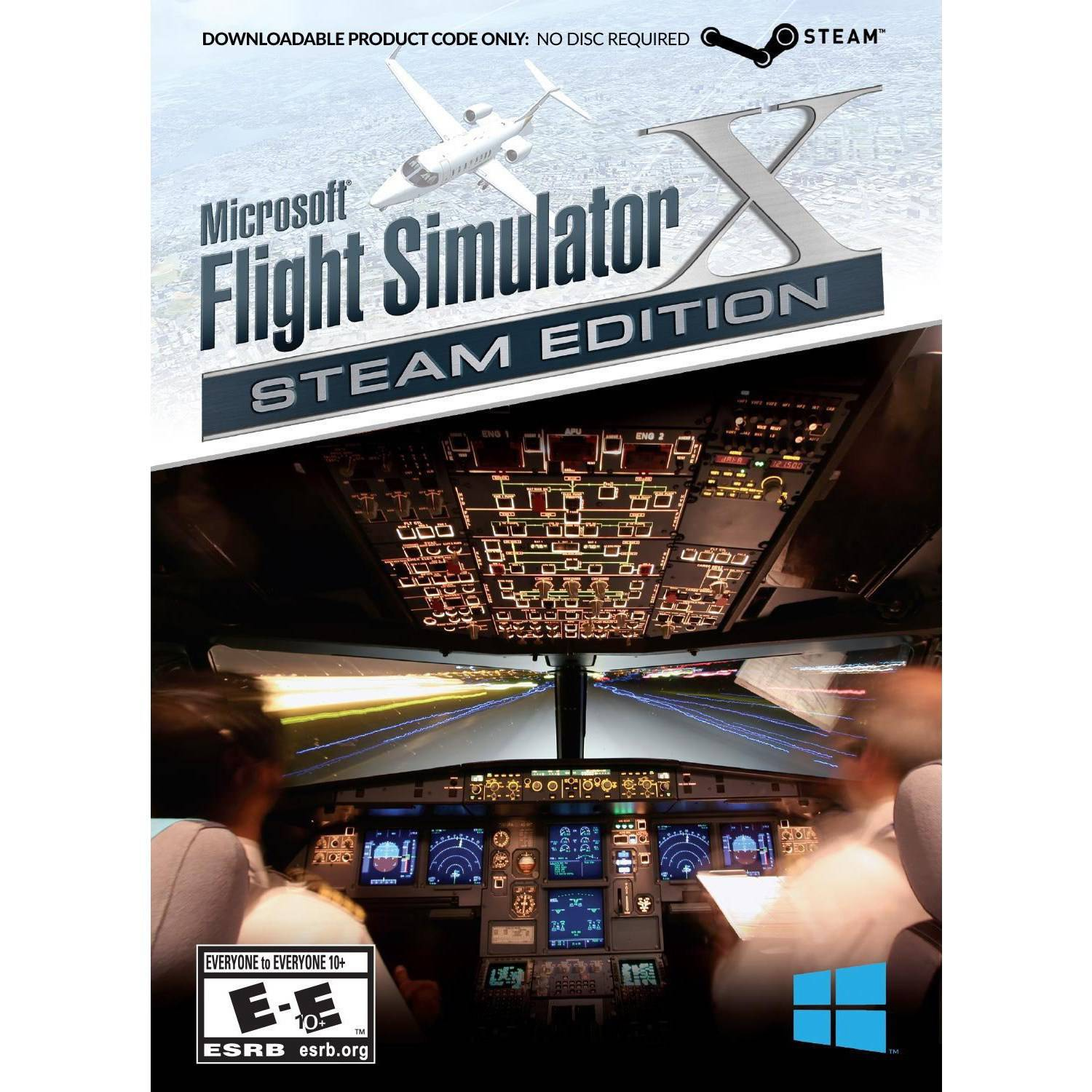 Flight Simulator X Steam Edtion (PC)