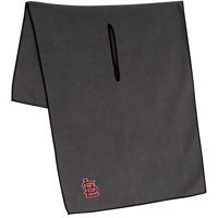 "St. Louis Cardinals 19"" x 41"" Gray Microfiber Towel - No Size"