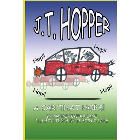 Side Hopper Car - J.T. Hopper : A Car That Hops!
