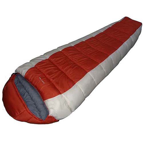 Ozark Trail Degree 3-in-1 Cold Weather Mummy Sleeping Bag Set. The Ozark Trail 3 in 1 mummy bag is the most expensive Walmart sleeping bag at the moment and is a great cold weather sleeping bag due to its degree EN temperature rating.