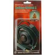 Master Electrician 09493 16-2 Christmas Extension Cord - 9 ft.