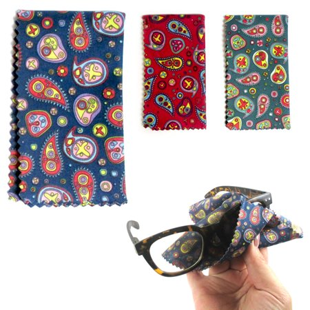 1 Microfiber Cleaning Cloth Glasses Sunglass Optical Lens Fashion Cloth (Sunglass Cleaner)