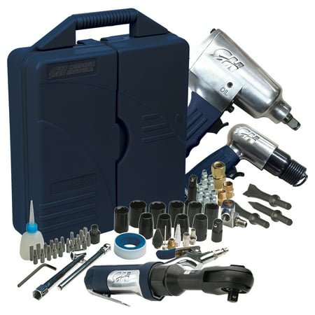 Campbell Hausfeld 62 Piece Air Tool Kit (Campbell Hausfeld Ratchet)