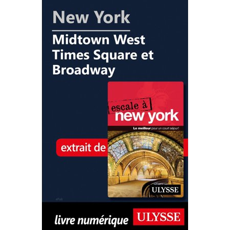 New York - Midtown West Times Square et Broadway - eBook (Halloween New York Times Square)