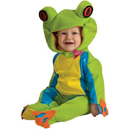 Noah's Arc Colorful Tree Frog Baby (Li'l Tree Frog Costume)