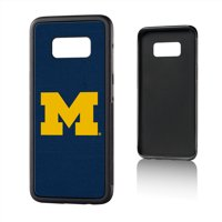 Michigan Wolverines Solid Bump Case for Galaxy S8