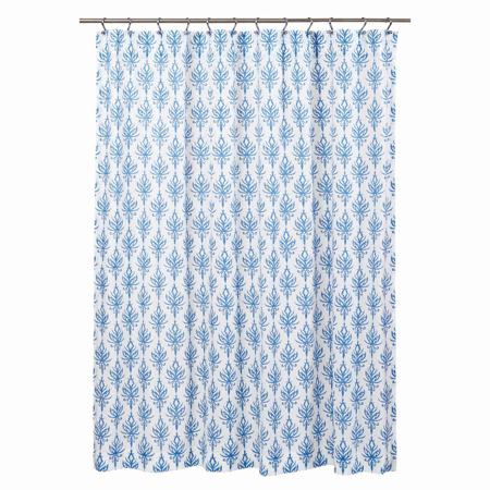 VHC Brands Laguna Shower Curtain