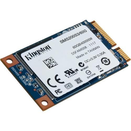Kingston SSDNow mS200 60 GB Internal Solid State Drive