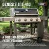 Weber Genesis II E-410 NG Black