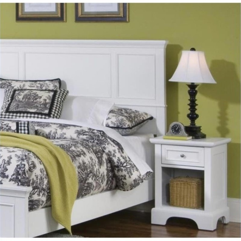 Hawthorne Collections 2 Piece Queen Panel Headboard Bedroom Set by Hawthorne Collections
