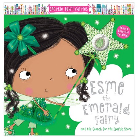 Esme the Emerald Fairy and the Search for the Sparkle Stone (Sparkle Town Fairies) - image 1 of 1