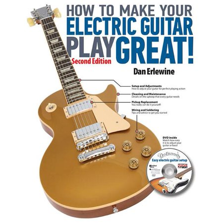 How to Make Your Electric Guitar Play Great! (Cool Things To Play On Electric Guitar)
