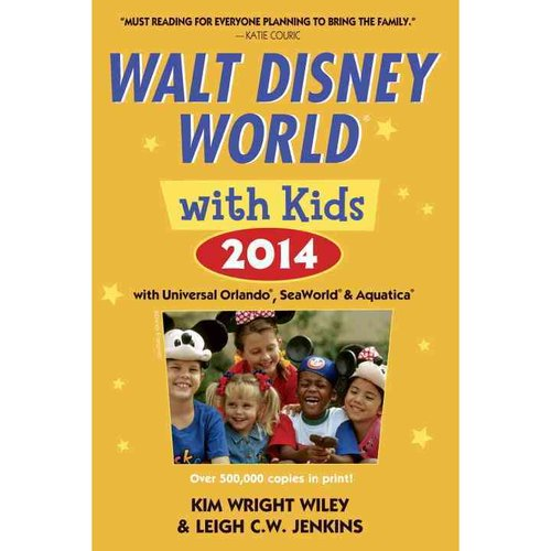 Fodor's 2014 Walt Disney World With Kids: With Universal Orlando, Seaworld & Aquatica