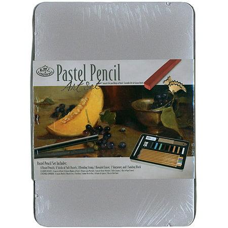 Pencil Art Set - Royal Brush Pastel Pencil Art Set