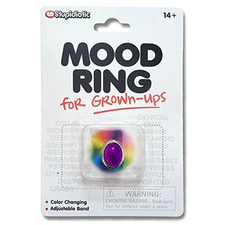 Mood Rings Color - Loftus International Mood Ring for Adults