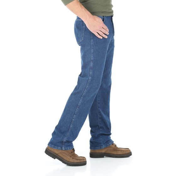 3a9c8be6 Wrangler - Wrangler Men's Regular Fit Jean with Comfort Flex ...
