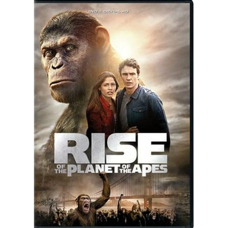 rise   planet   apes dvd walmartcom