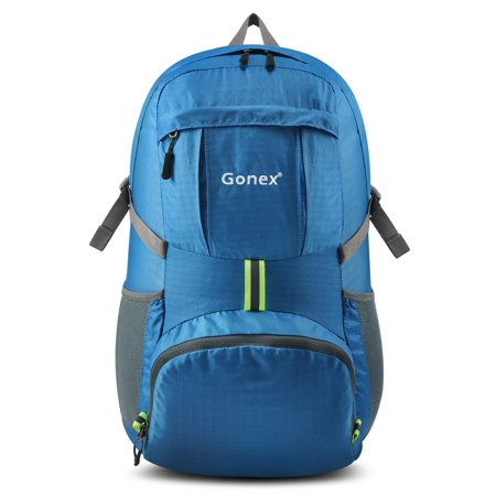 Chase Backpack - 35L Lightweight Packable Backpack Handy Foldable Shoulder Bag Case Daypack 5 Colors