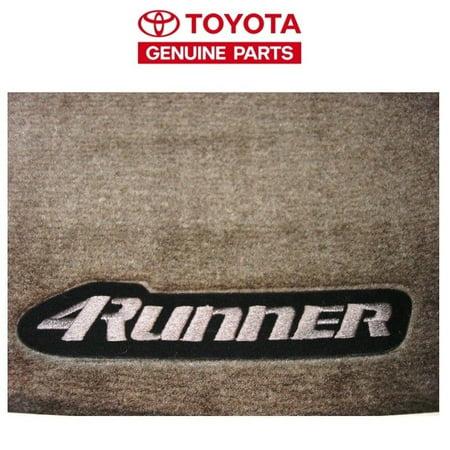 Molded Automotive Carpet - OEM Toyota 4Runner 1996-2002 Carpet Floor Mat Set Oak Colored PT206-89010-14