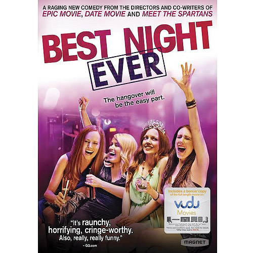 Best Night Ever (DVD + Digital Copy) (Widescreen)