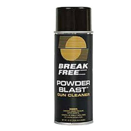 Powder Blast Gun Cleaner Foam Application (12oz) by -