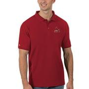 St. Louis Cardinals Antigua Legacy Pique Polo - Red