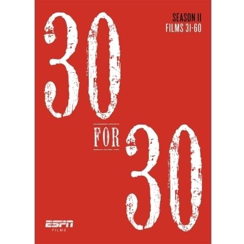 Espn Films  30 For 30  Season Ii   Films 31 60