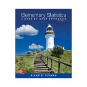 Student Solutions Manual Create Only for Elementary Statistics: A Step by Step Approach Paperback