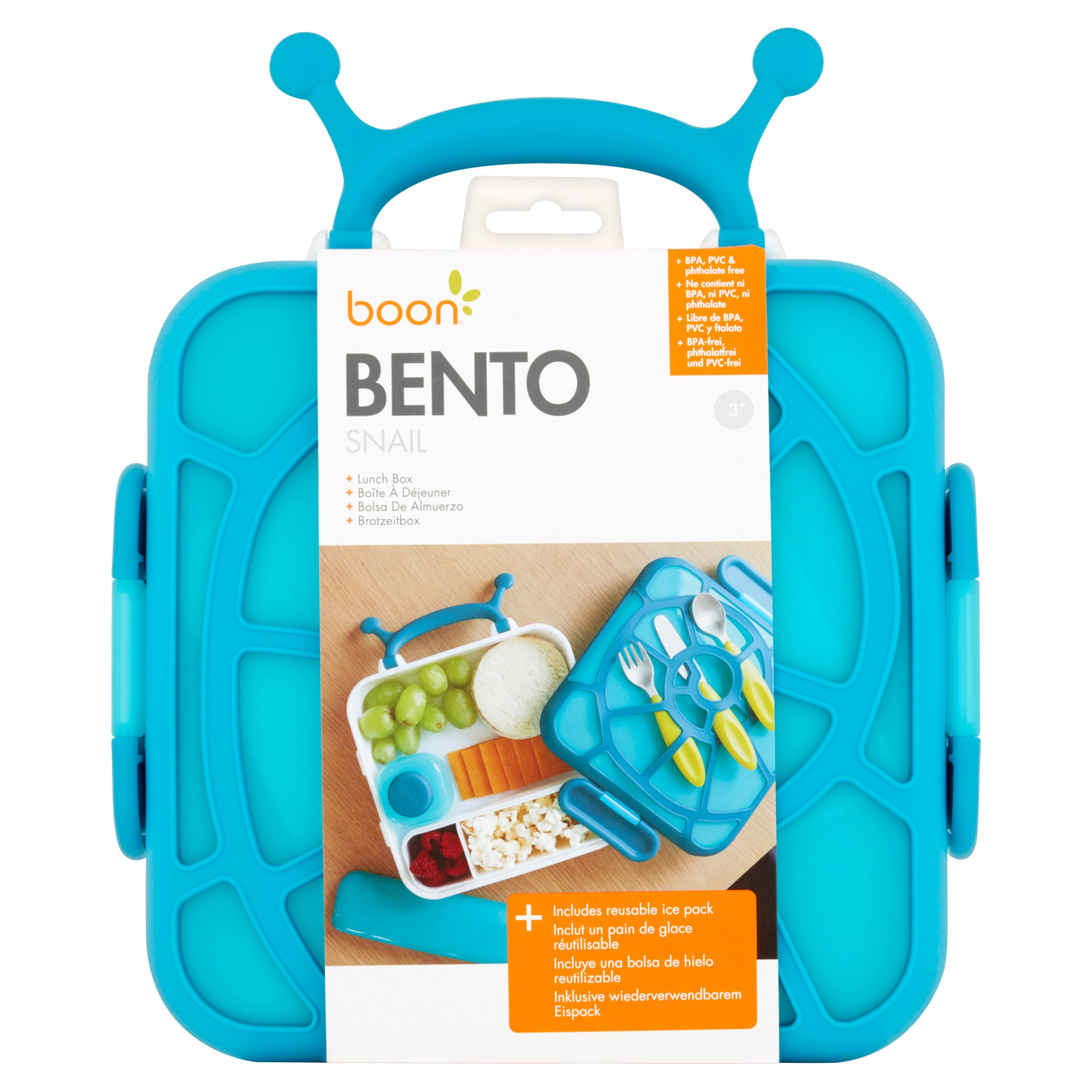 Boon Bento Butterfly Lunch Box 3+