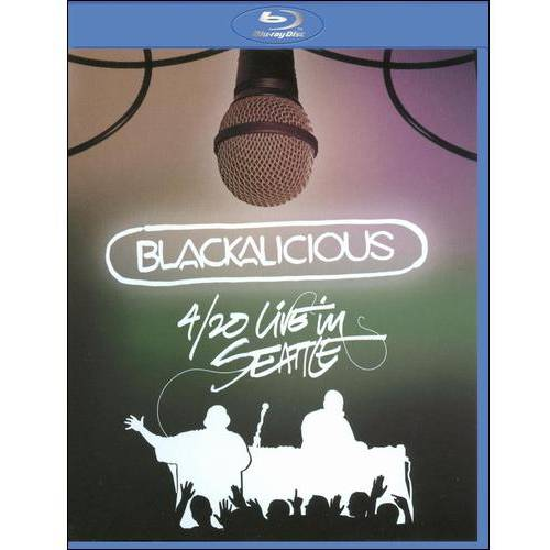 Blackalicious: 4/20 Live In Seattle (Blu-ray)