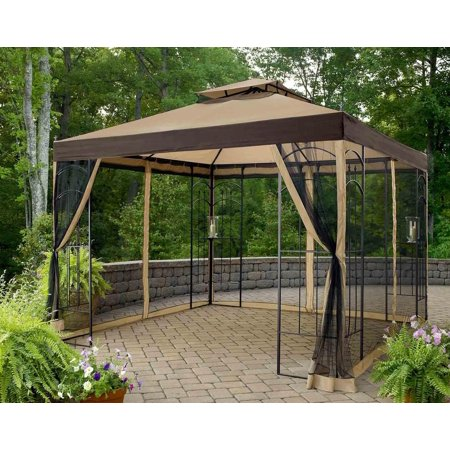 Sunjoy Replacement Canopy set for L-GZ038PST-3A1 10X10 Winslow Gazebo