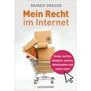 Mein Recht im Internet - eBook