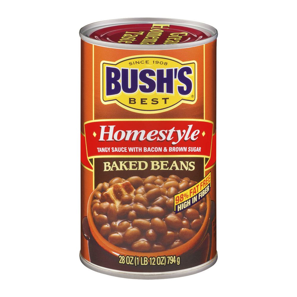 Bush's Best Homestyle Baked Beans, 28 oz by Bush Brothers & Company