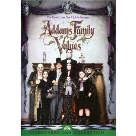 Addams Family Morticia (Addams Family Values ( (DVD)))