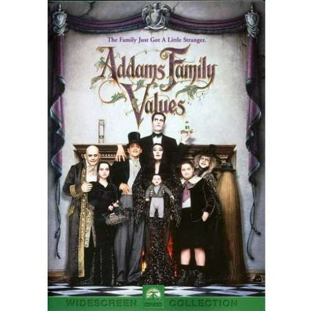 Addams Family Values ( (DVD))](Addams Family Wednesday Halloween)