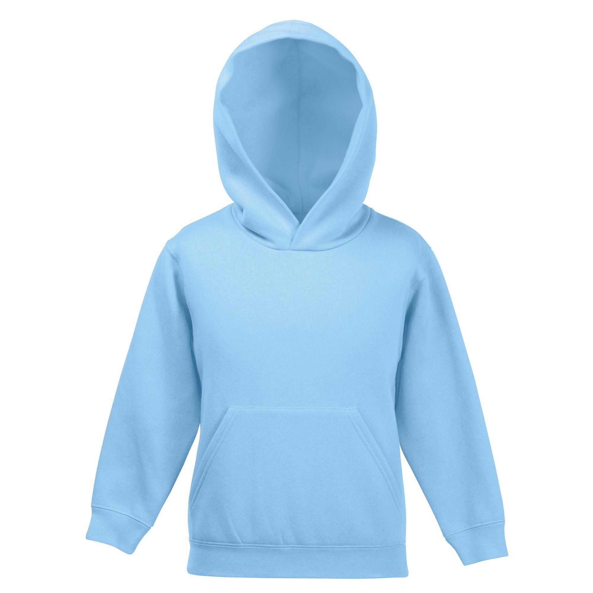 Fruit of the Loom Kids Unisex Premium 70//30 Hooded Sweatshirt//Hoodie
