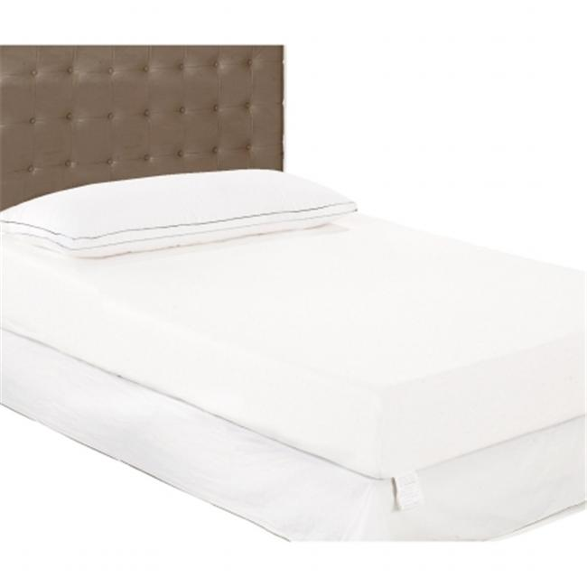 Textrade TTMFM0802 8 in Queen Thick Memory Foam Mattress