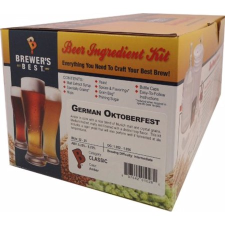 Brewer's Best German Oktoberfest Home Brewing Ingredient