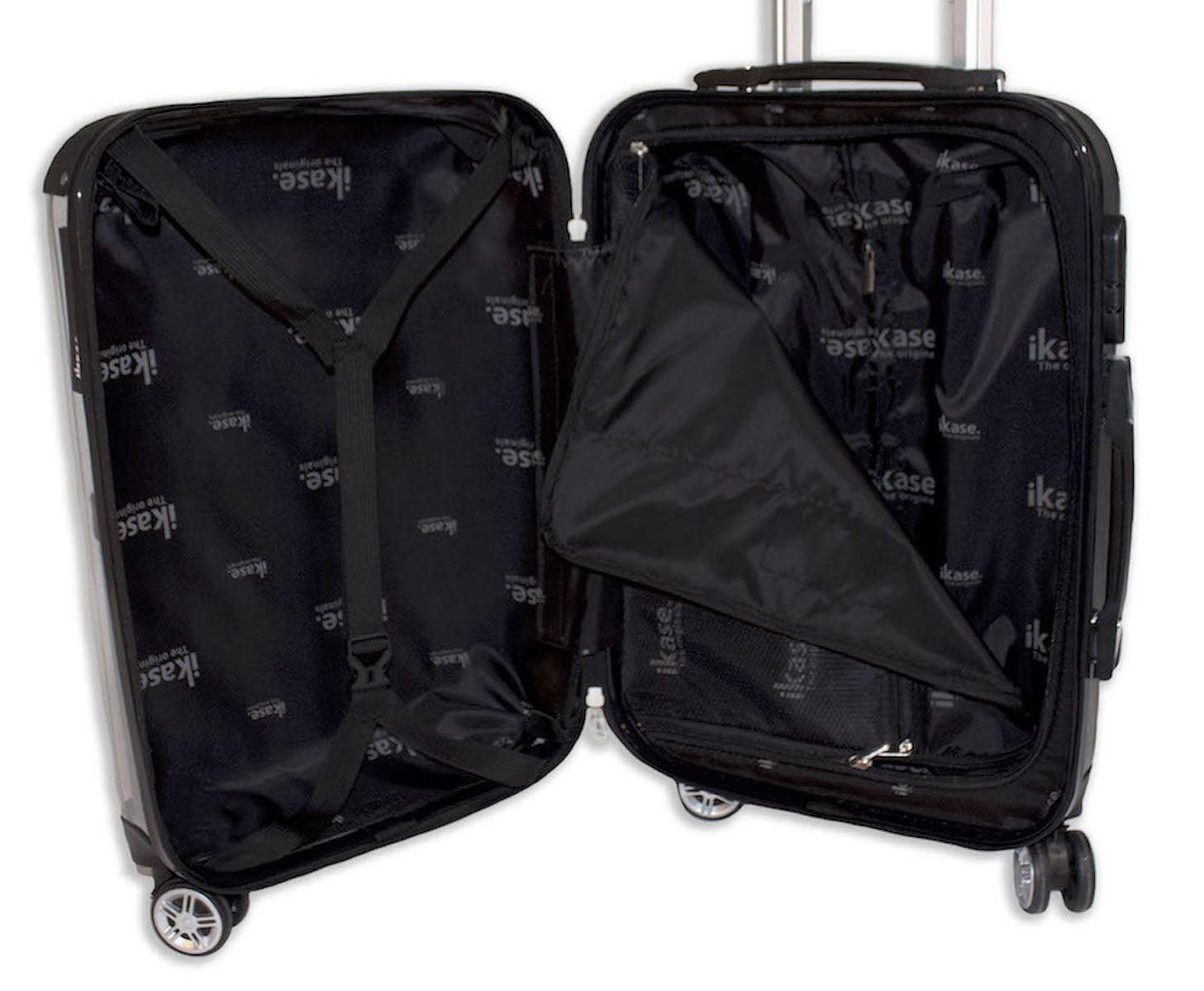 Ikase Hardside Spinner Luggage Rapunzel