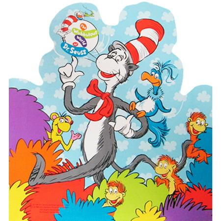 The Wubbulous World of Dr. Seuss Vintage 1997 Punch-Out Decoration (1ct)](Dr Seuss Decorations)