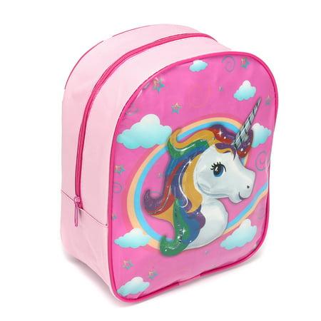 Women Girls School Backpack Rucksack Canvas Shoulder Bags Bookbag Student Bag - image 3 of 11