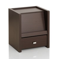 Pertin Magazine Rack End Table by Furniture of America