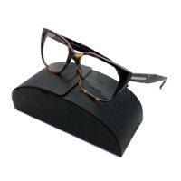 ed2144b44c2 Product Image Prada VPR 08T U6M-1O1 Yellow Havana New Authentic Eyeglasses  53mm w Case