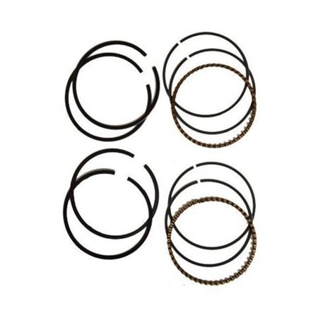 Cycle Pro 28008C Piston Rings - Oversize .010in. - Cast