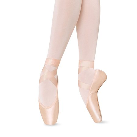 Bloch Women's Axis Ballet Pink Pointe Shoes 7 X US ...
